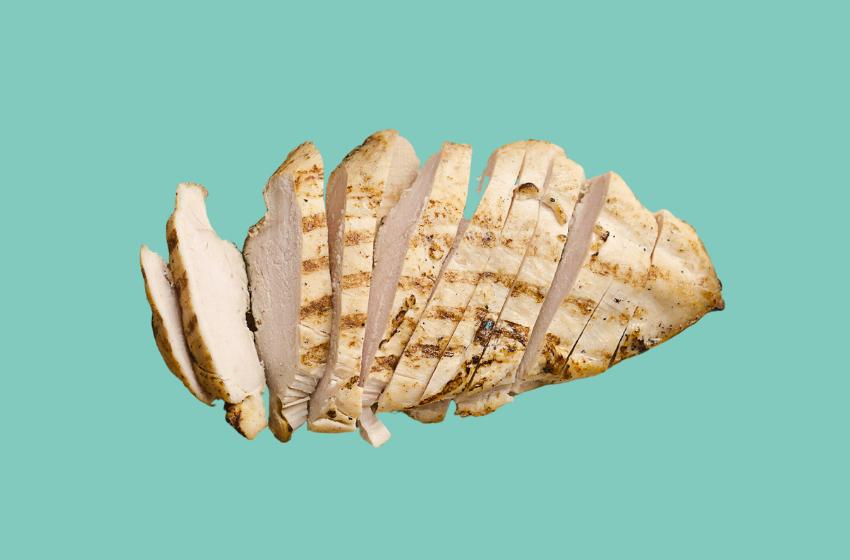 Cărniță de pui cu păstârnac, cartof dulce și ceapă